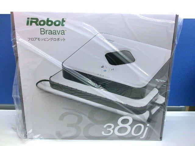 iRobot Braava フロアモッピングロボット 380J 家電買取 岡山 リサイクル 買館