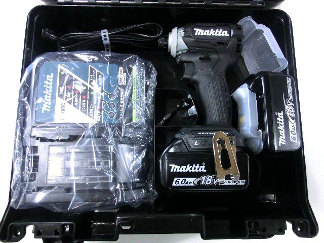 マキタ インパクトドライバ TD170DRGXB 18V 工具買取 岡山 リサイクル 買館
