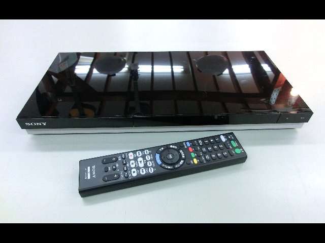 ソニー ブルーレイレコーダー BDZ-ZW500 家電 買取 リサイクルショップ 岡山 リサイクル 買館