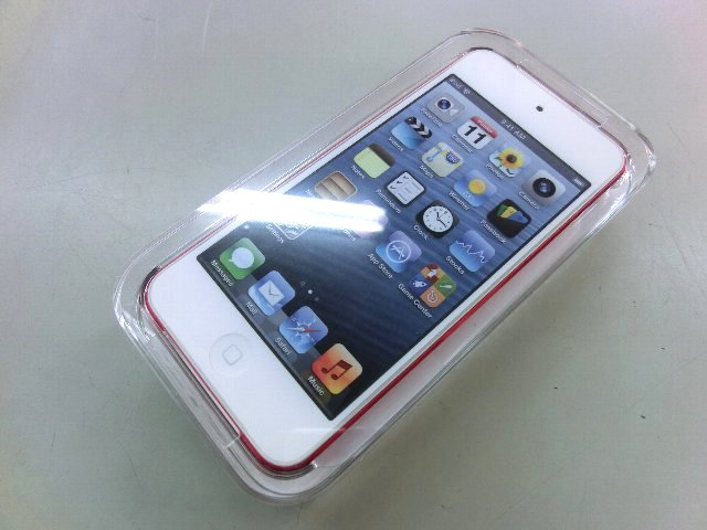 iPod touch MD750J/A 64GB PRODUCT RED