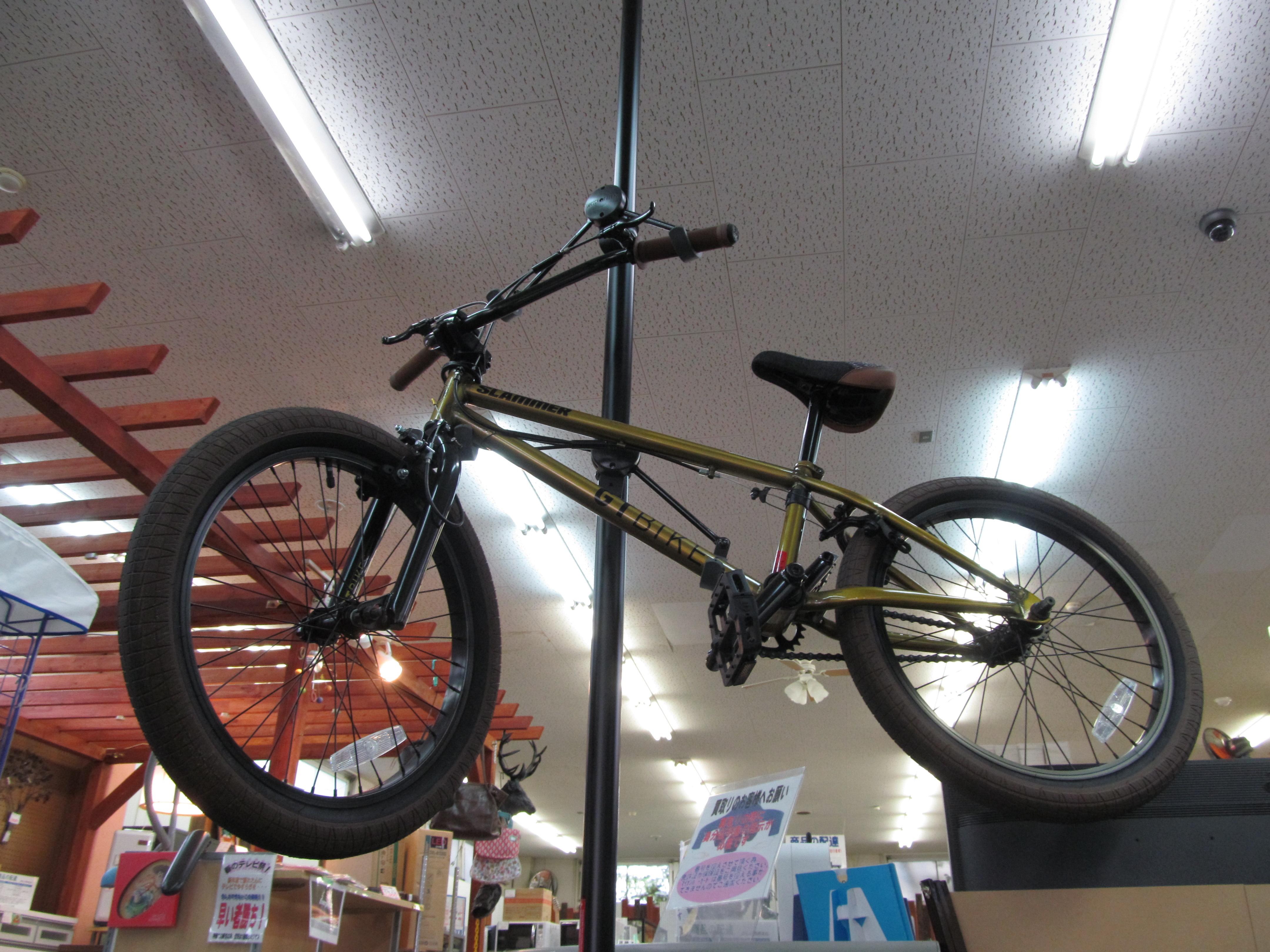 自転車の買取実績 GT BMX SLAMMER