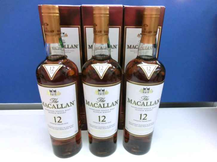 MACALLAN マッカラン 12年