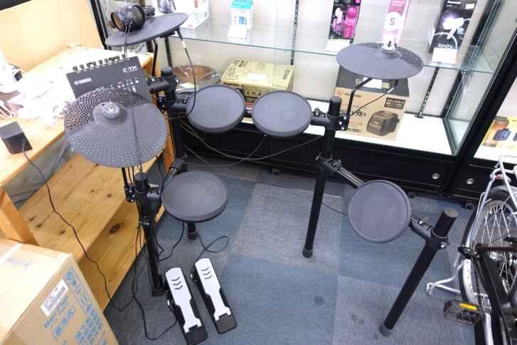 YAMAHA 電子ドラム DTX402K