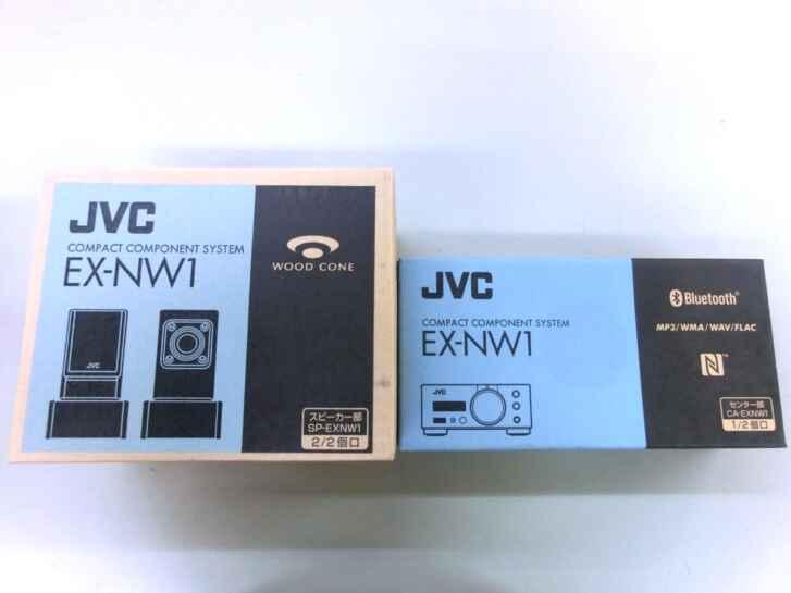 JVC コンパクトコンポーネントシステム